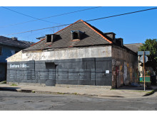 Den övergivna byggnaden efter Candy Changs idé, New Orleans, USA. Foto: Civic Center