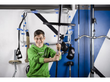 Britta Pelters i gymmet - 20161020 - joachimbrink - 001