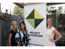 Sofie Hyllén, Project Playground, Carola Häggqvist och Frida Vesterberg, Project Playground
