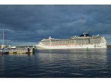 MSC Schiffsbesichtigungen