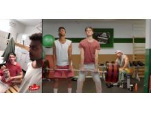 Story & Reklamfilm: Gilla att dela tunga lyft