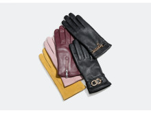 Leather glove collection by Glitter