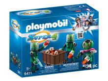 PLAYMOBIL 9411 Sykronier