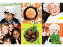 10 000 kokböcker skänks till barn på Mitt Kök mässan
