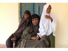 Allt färre flickor könsstympas