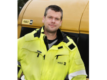 Kristian Johansson, produktchef Pon Equipment