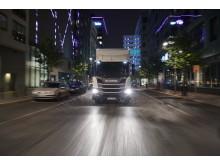Scania P 220 - Verteiler-Lkw
