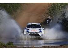 Ogier 1 Rally Australia