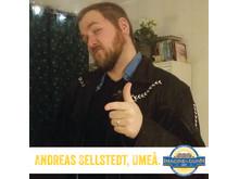 Andreas Sellstedt, Umeå