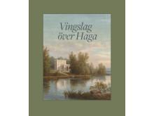 Vingslag över Haga omslag