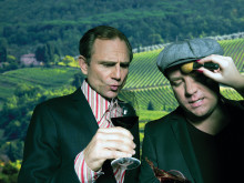 Peter Wahlbeck & Jonas Berger