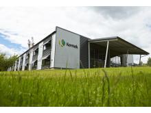 Lönespecialisten Konteks huvudkontor i Ljungby