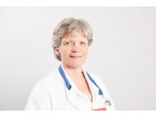 Ingela Nygren, överläkare i neurologi och expert på ALS