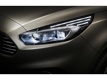 Nye Ford S-MAX