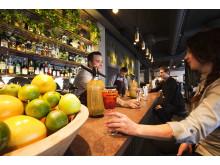 Restaurang Hantverket bar