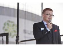 Magnus Edin, CEO SunPine