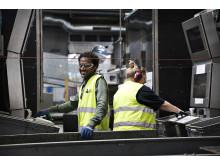 Produktionsmedarbejdere