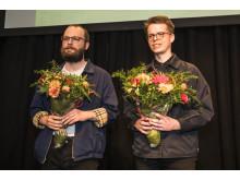 Tobias Jansson och Oscar Forsman