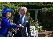 Kungligt besök 6 juni 2016