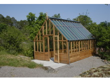 Vackraste växthuset från Gabriel Ash