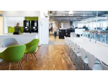 WSP, Globen - LINK arkitektur