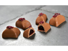 Future Concept flavour for Milk Tray - Beetroot Jelly
