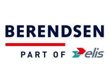 Berendsen Part of Elis logo - hvid farvet