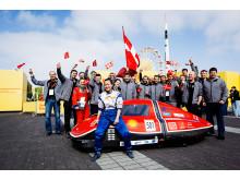 DTU sætter ny verdensrekord