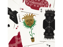 "Pack of Cards ""Spader Häst"" – Eric Ericson"