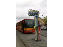 Buss till Kulturhuset Barbacka