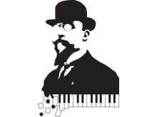 Monsieur Erik Satie – Gymnopedist