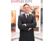 Jens Müller, CFO, primacom