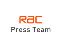 RAC press team logo 2019