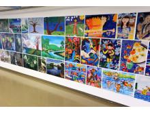 Det Internasjonale Barnekunstmuseet i pir syd