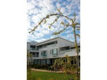 Langagergård Plejecenter, som Forenede Care driver i Karlslunde.
