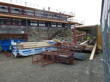 Renovering av bygg