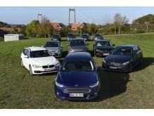 Business Bilen 2016: Ford Mondeo kåret til Årets Firmabil - for andet år i træk