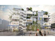 IKEA am Westbahnhof - Europaplatz