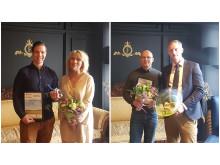Vinnarna av Örebroregionens energipris 2016.