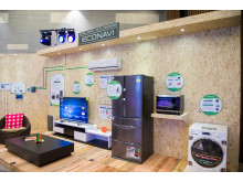 Panasonic Eco Declaration Showcase