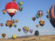 Great Reno Balloon Race 2011