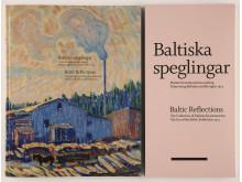 Utställningskatalogen Baltiska speglingar