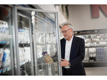 Arla Foodsin Euroopan toimintojen johtaja Peter Giørtz-Carlsen
