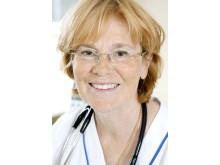Maria Schaufelberger, docent vid Sahlgrenska universitetssjukhuset.