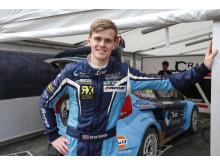 Toppduellen i RallyX Nordic fortsätter i Danmark , Thomas Bryntesson