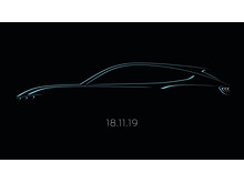 Fords mustang inspirerte elbil SUV 2019