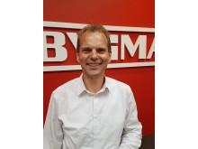 Jesper Skov Møller, filialchef Bygma Hårlev