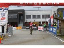 Mjøskross NC målgang M-senior