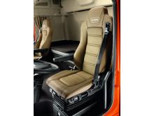 Iveco seat