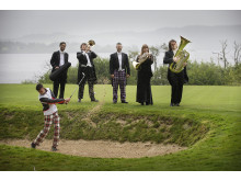 Royal Scottish National Orchestra at The Carrick Golf Course, Cameron House